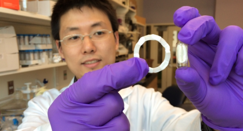 New material opens possibilities for super-long-acting pills