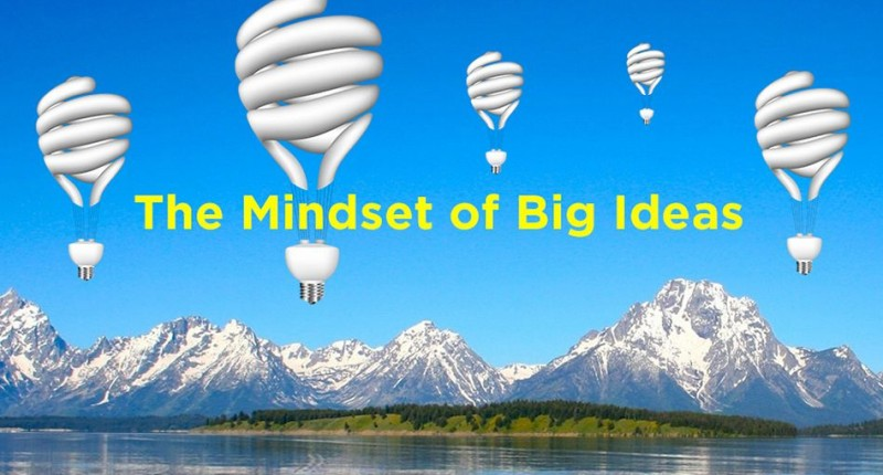 Podcast: Exploring the mindset behind big ideas