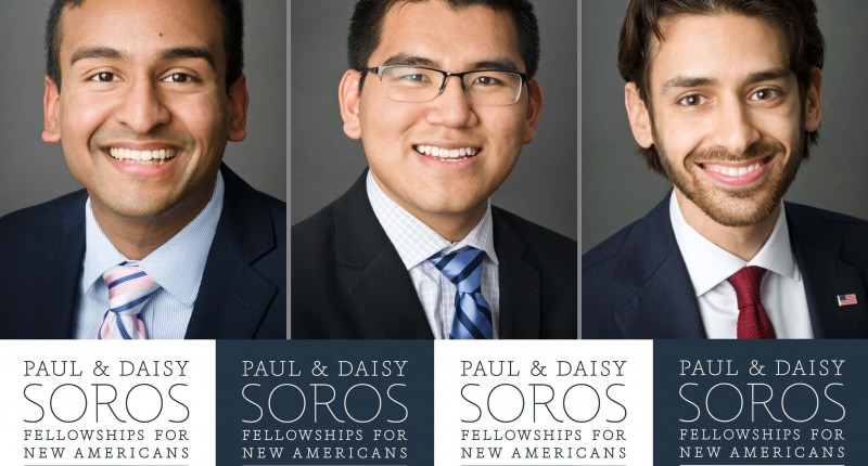 Three HST MD Students Win Paul & Daisy Soros Fellowships for New Americans