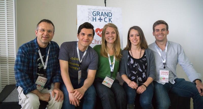 Mobile App for Opiate Addicts Wins at MIT Grand Hack