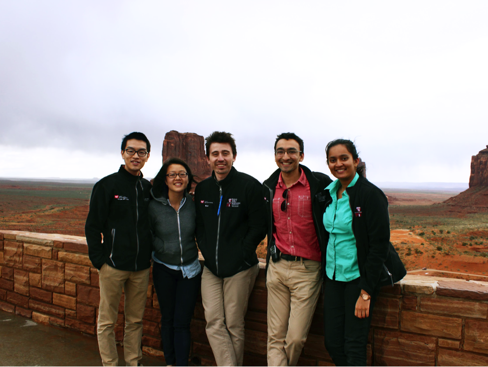 Field Work On The Navajo Reservation Institute For Medical Engineering Science