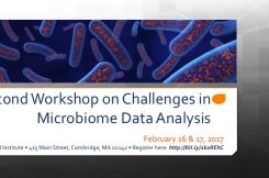 Microbiome Statistical Data Workshop 2.16-17