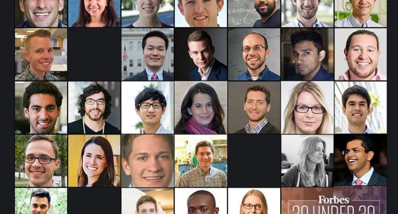 At least 30 from MIT named to 2017 Forbes 30 Under 30 lists