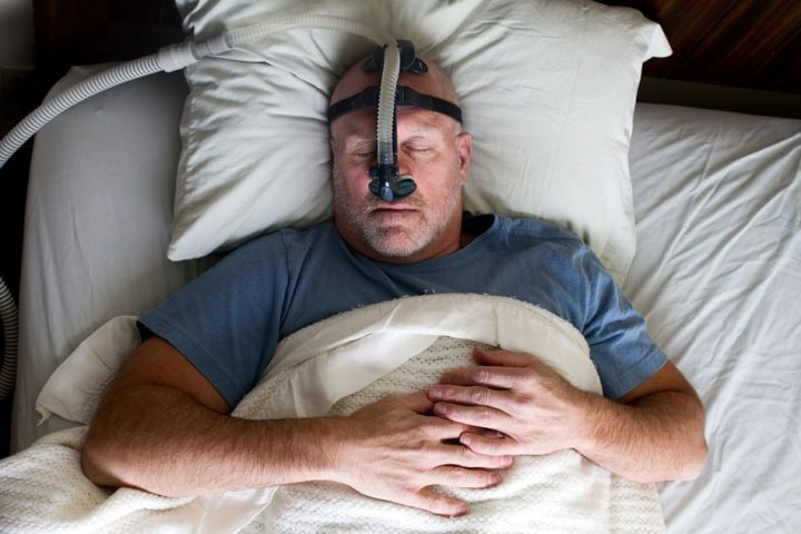 Obstructive sleep apnea is caused by a narrowing of the airway that cuts off breathing, and people who are obese are at higher risk for the disorder. MIT researchers have discovered that a dietary supplement called yohimbine reverses the root cause of obstructive sleep apnea in an animal model.