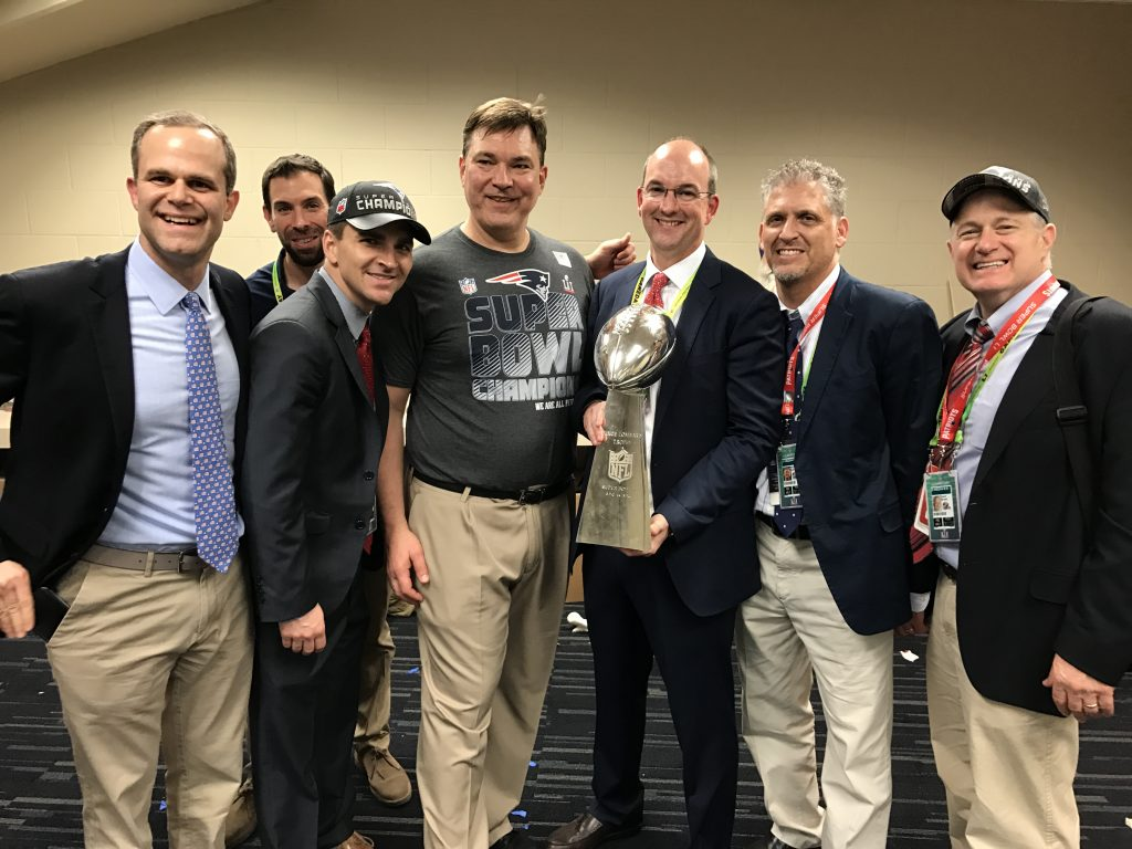 My Accidental Success How I Became Head Team Physician