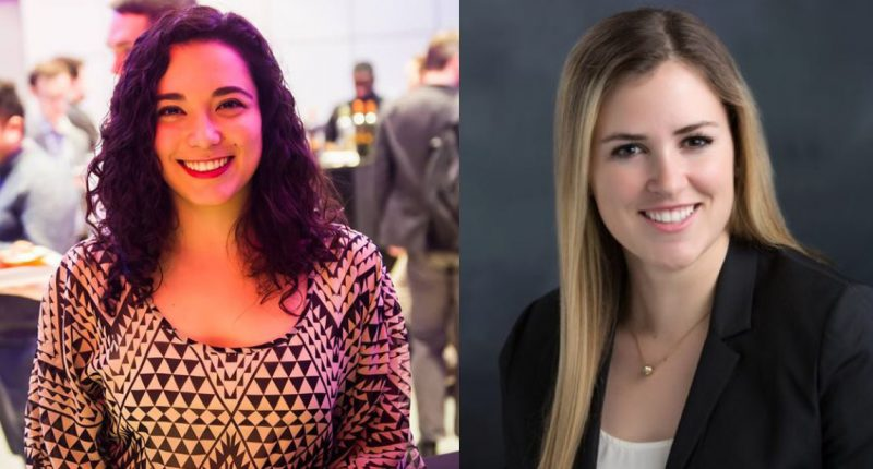 Two HST students selected as 2019 MIT Graduate Women of Excellence