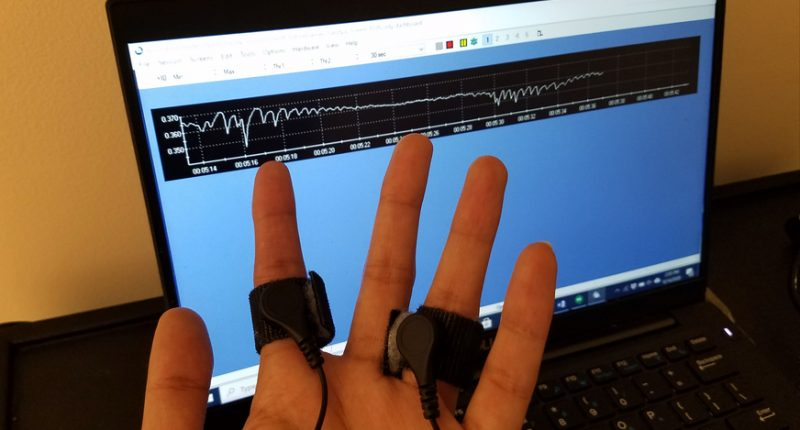 Statistical model research by an IMES faculty member and an HST student improves analysis of skin conductance
